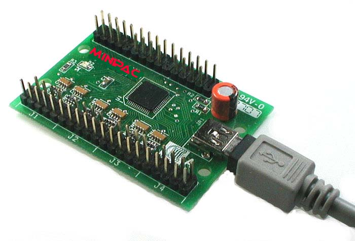 Ultimarc SpinTrak Spinner For IPAC2 or optional USB Kit