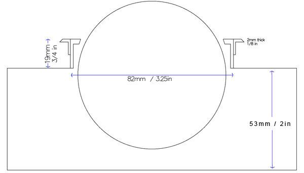 trackball diagram